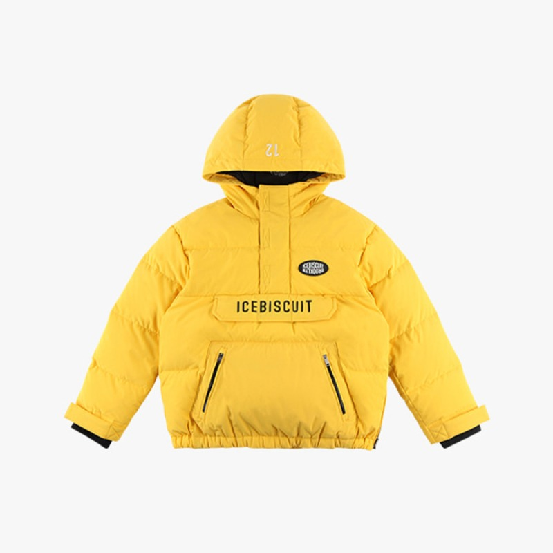 Icebiscuit anorak down jacket